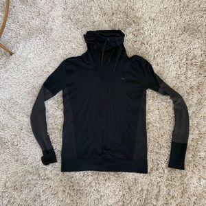 Nike cowl hoodie